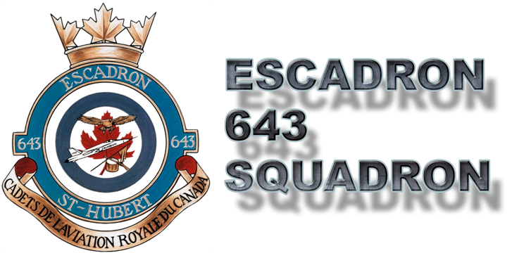 Escadron des cadets de l'air 643