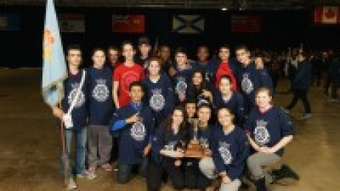 Jeux des cadets : L'escadron à l'honneur!